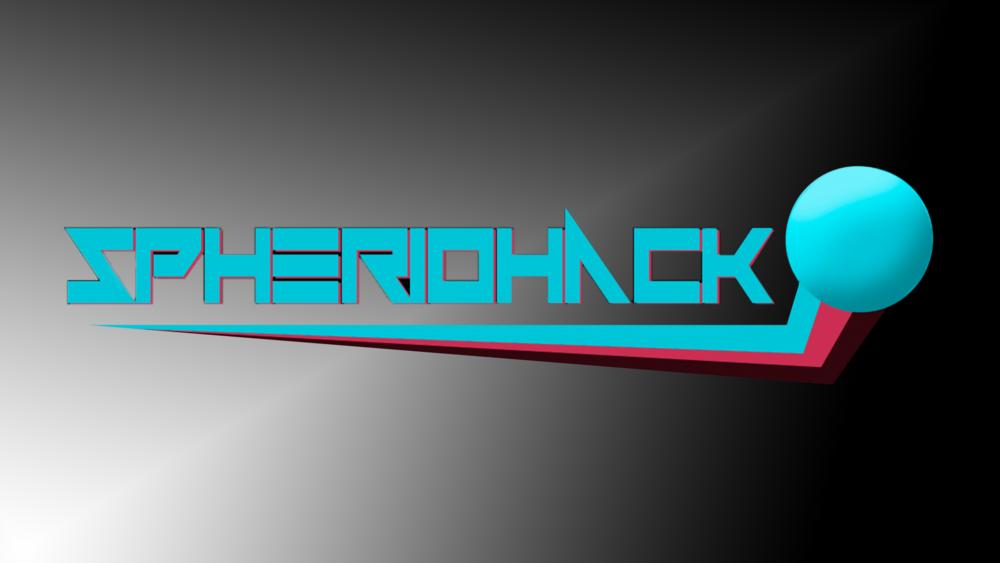 The logo for Spheriohack.