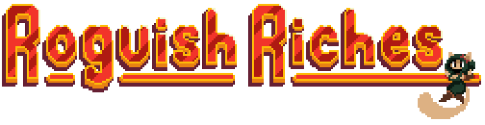 New Logo for Roguish Riches!