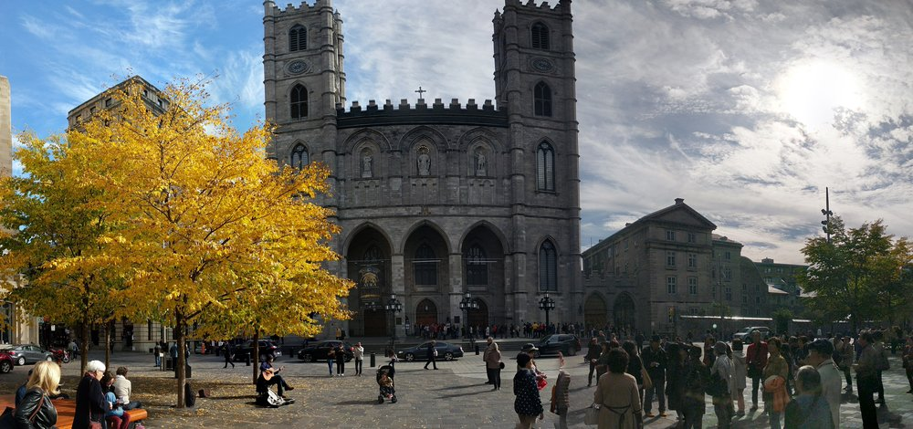 I couldn't get enough of the historic architecture and beautiful details that adorned the city. It truly made for a magical experience in this beautiful country. I can see why people fall in love in (and with) Montreal.