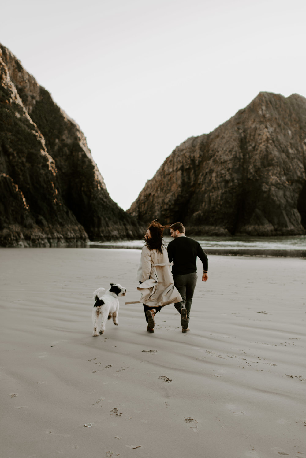 Oregon Wedding and Engagement Photographer | Cannon Beach Anniversary Photography Session
