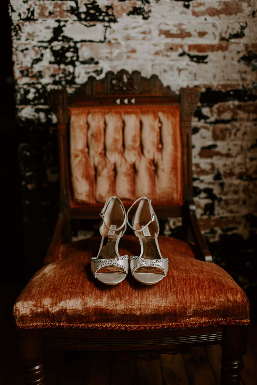 Moody Winter Industrial Berkshires Wedding | Boston Wedding Photographer