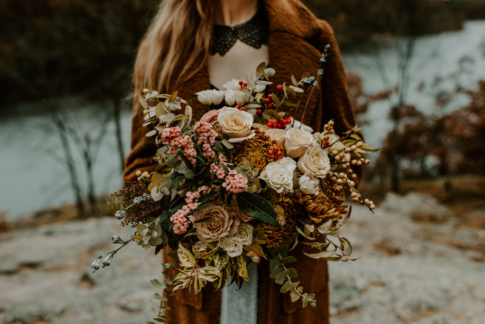 Styled Shoot: Twig and Briar Rustic Wedding Inspiration | Boston Wedding Photographer | Madeline Rose Photography Co.