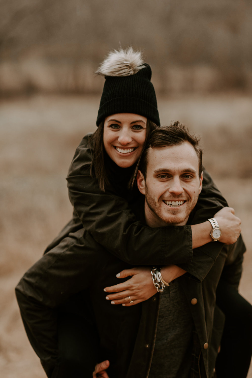 Valley Forge National Park Adventure Engagement Session | Boston Wedding Photographer