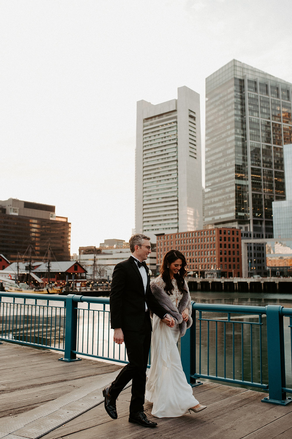 1920's Great Gatsby Inspired Wedding | Downtown Boston Wedding | Boston Wedding Photographer