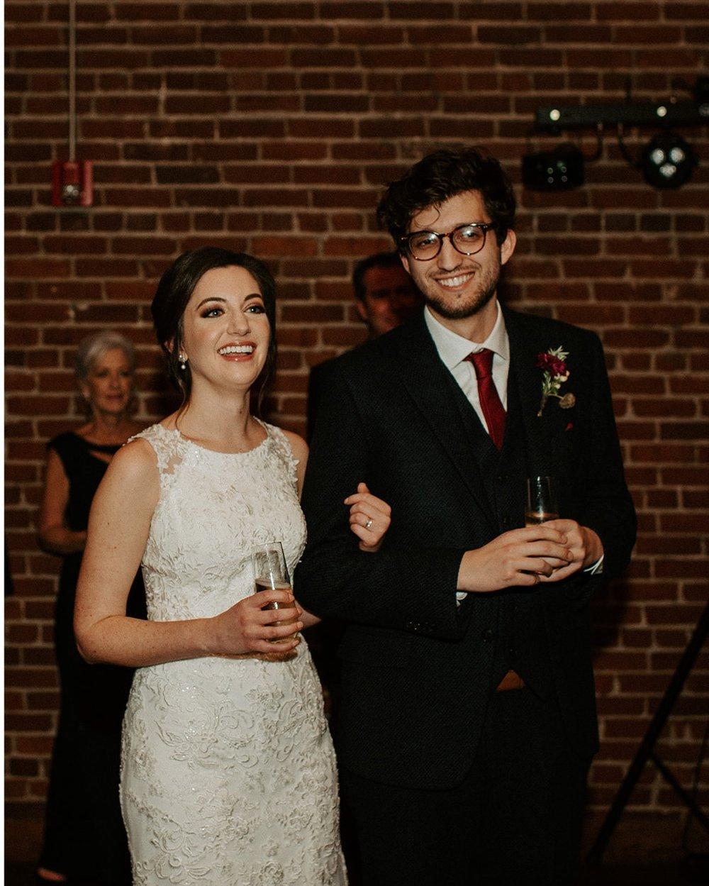 Industrial Downtown Birmingham, Alabamam Wedding | Alabama Wedding Photographer