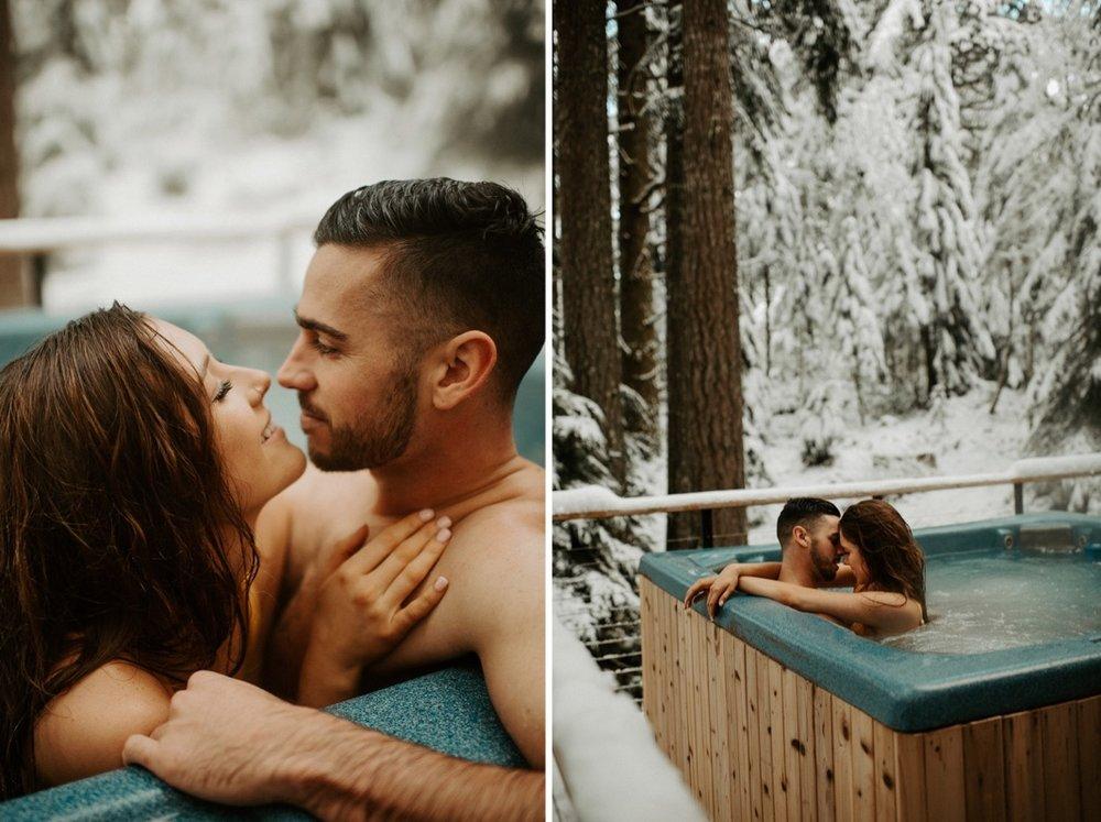 Honeymoon Lifestyle Photoshoot Inspiration | Oregon Wedding Photographer