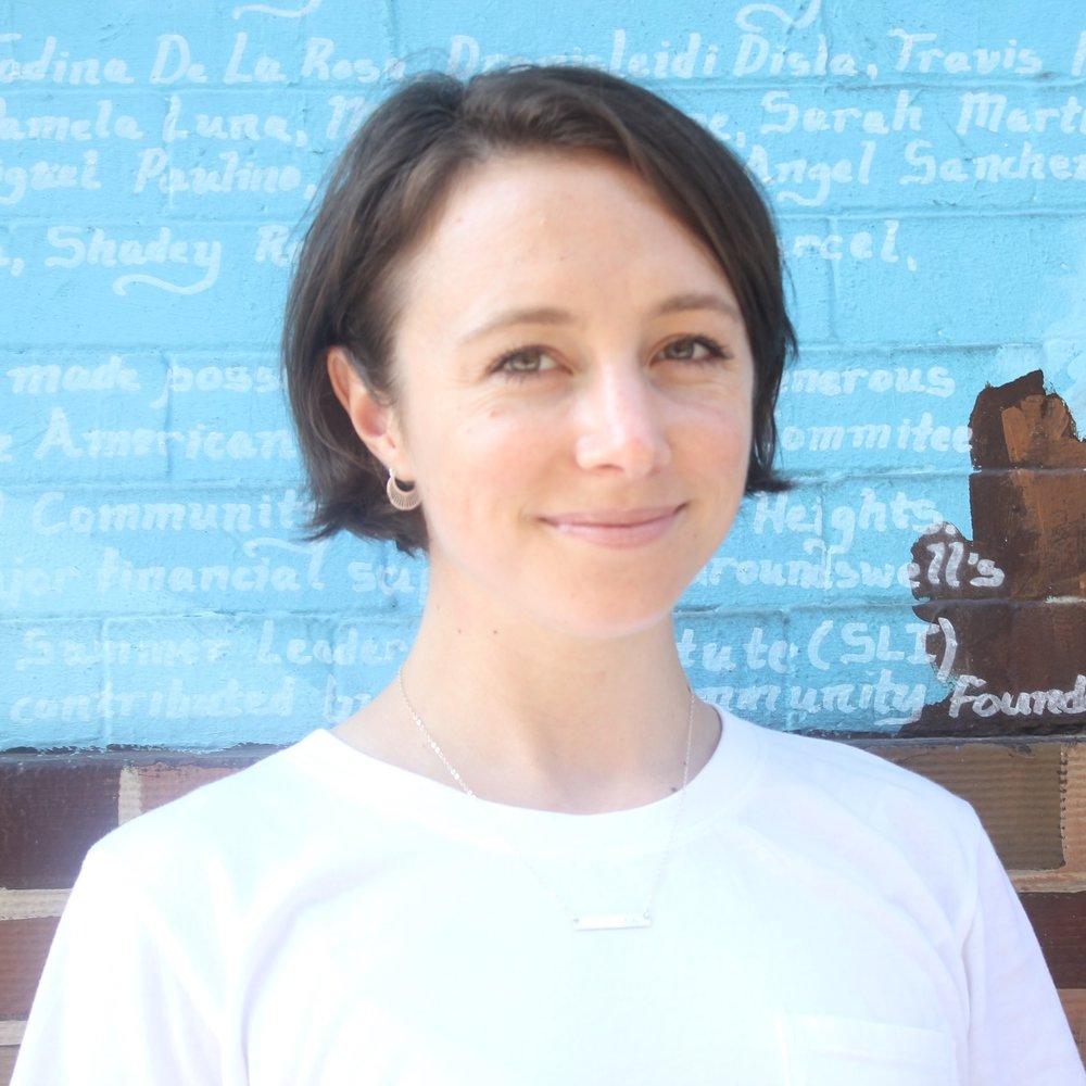 Erin Verrier  Director of Community School Strategy