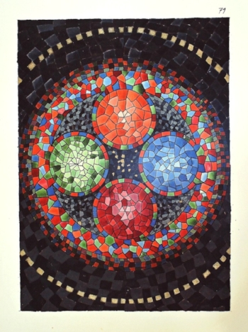 A Mandala from Jung's The Red Book