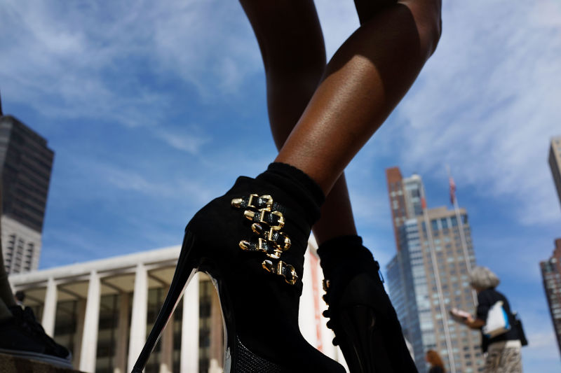 theroot.com  New York Fashion Week is here again. Discover the must-attend events with focuses on black design talent.