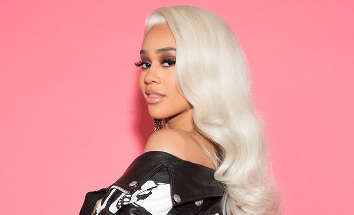 """rap-up.com  Saweetie, the rising California rapper behind """"ICY GRL,"""" has signed with Warner Bros. Records."""