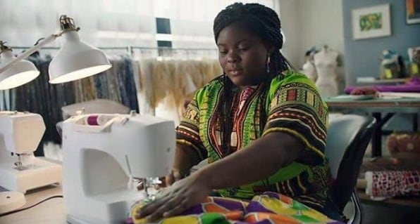 12 Year Old Egypt Ufele Is One Of The Youngest Designers At New York Fashion Week Socialnoire