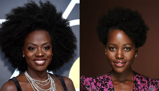 tvone.tv  After slaying our lives in Black Panther, Lupita Nyong'o is coming back to the big screen, and this time alongside Viola Davis!