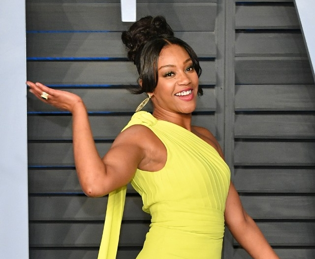 Vibe.com  After stealing the show at the Oscars Sunday night (Mar. 4), Tiffany Haddish will star with Tika Sumpter and Omari Hardwick in the Tyler Perry film  The List , slated to hit theaters Nov. 2.
