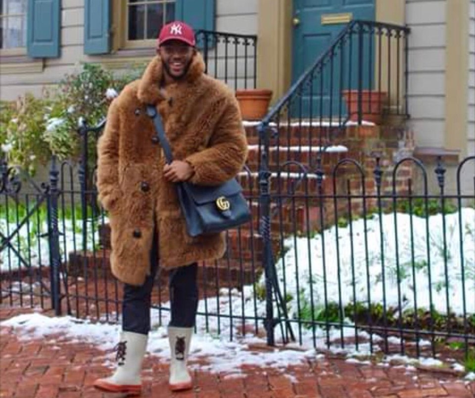 Blavity.com  Former Howard University financial aid student-employee Tyrone Hankerson Jr. has released a statement declaring his innocence through his lawyer. Twitter did some detective work and found social media posts documenting Tyrone's lavish lifestyle which included designer clothes, fur coats and overseas trips.