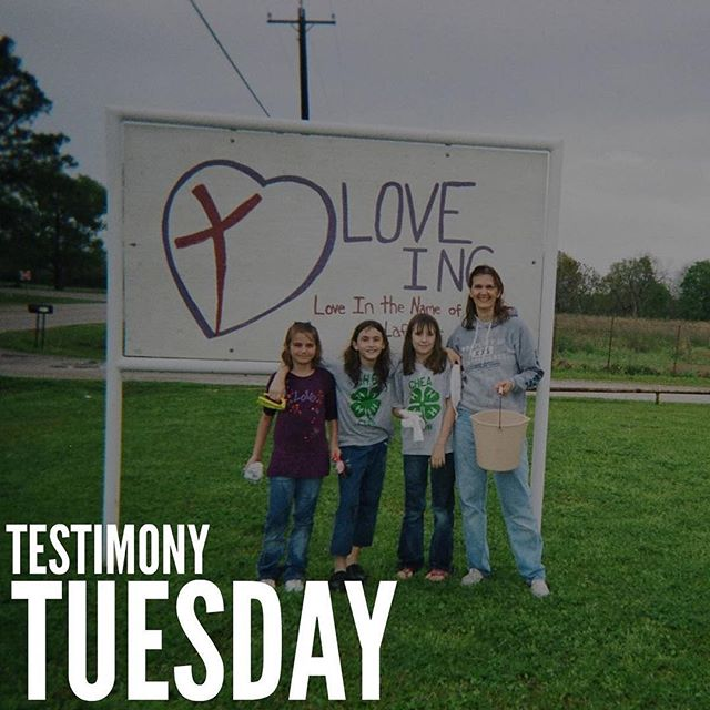 How have you been impacted by Love INC of Lafayette? Whether you were the one serving or the one being served, we would love to hear how Love INC has made a difference in your life! Please let us know by commenting below, messaging us directly, or going to our website and sending us your story. www.loveinclafayette.org/contact #TestimonyTuesday #LoveINCLafayette #Acadiana #WhatsYourStory #WeWantToKnow #LoveStories