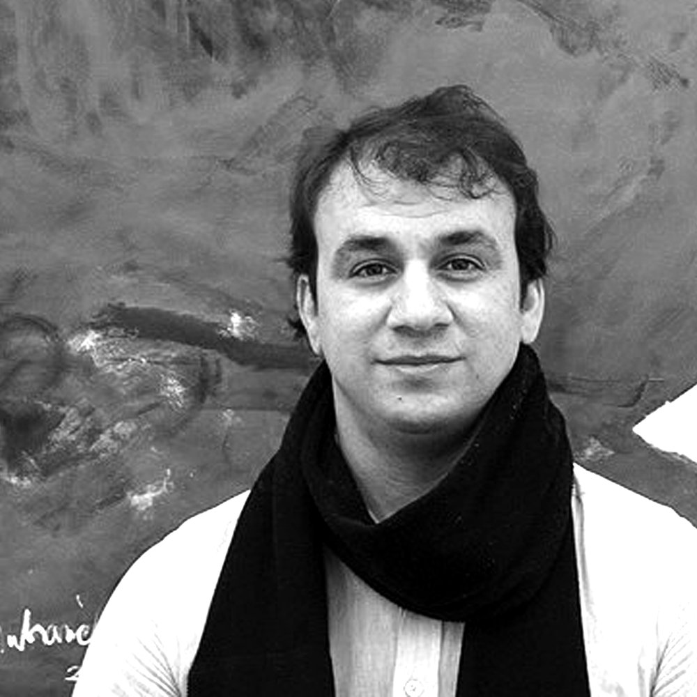 MUHANED DURUBI  Visual Artist
