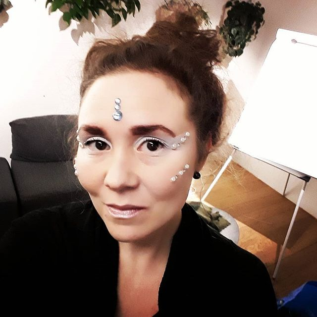 @Regranned from @ann_leene -  After Taikametsä ☄ #korjaamo #taikametsakorjaamo #backstage #kasvihuone #ifeellove ❤❤❤ - #regrann
