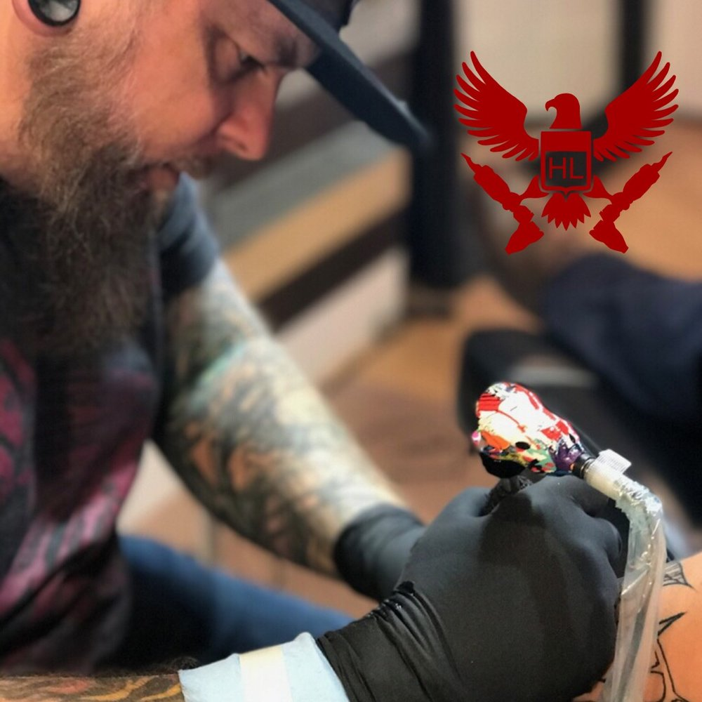 Scott Yettaw - Scott is a traditional artist that specializes in super clean lines and heavy color saturation. Click on his picture to see his portfolio!
