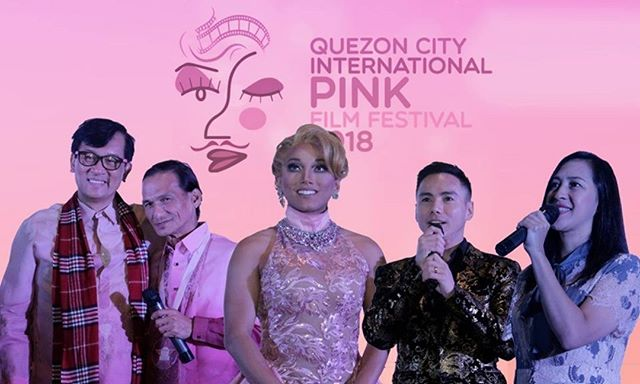 Thank you to the QC International Pink Film Festival, Nick Deocampo, and everyone at festival for making our opening night screening of 50 Years of Fabulous: The Imperial Council Story a huge success ... so much fun! ✨👑✨ Visit our Facebook page for more photos! #QCPink2018 #qcinternationalpinkfilmfestival #50YearsOfFab #QCPink2018 ... @jethrocuenca @KhmeraRouge #LGBTQ ❤️🏳️‍🌈 #JoseSarria #lgbt #pride #equality #queer #lgbtpride #diversity #filmfestival #filmfest #drag #dragqueen #imperialcouncil #imperialcourt #gay #makeup #instagay #dragrace #queen #lgbtq #instadrag #love #dragqueens #gaypride #causes #charity #QCIPFF 💖 #PINK2018 🌈
