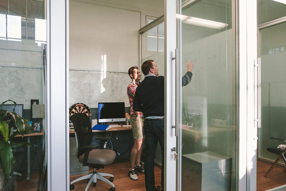 Offices + Desks -