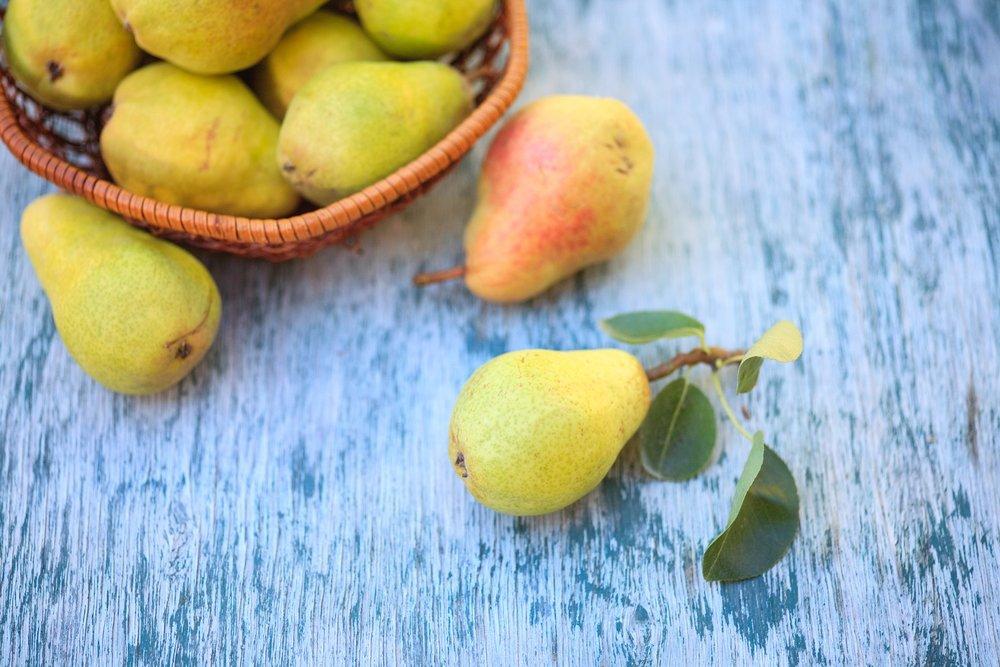 Organic pear Extract