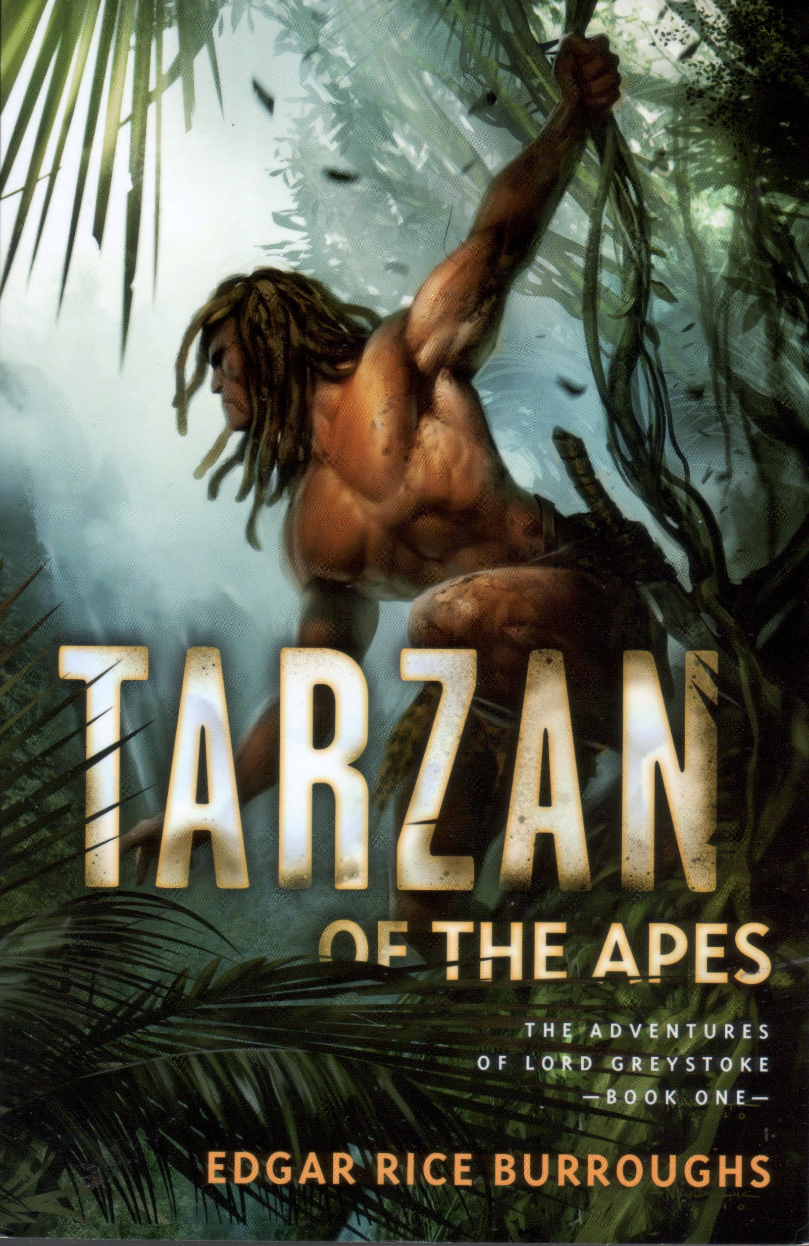 br/>In Paperback: Tarzan of the Apes — Steve Donoghue