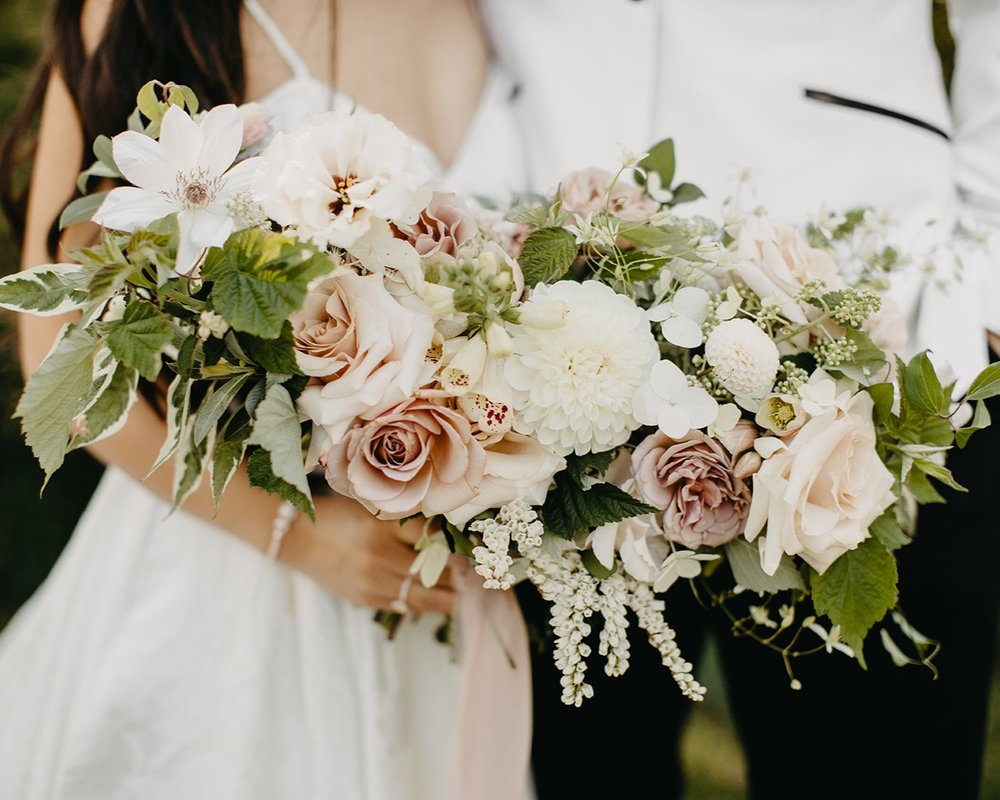 Partial Service - For the couple who needs a little help implementing their dream, we'll walk you through all your choices and assure a cohesive vision of your perfect day. We'll give you planning tools to do it yourself, but be available throughout the process.