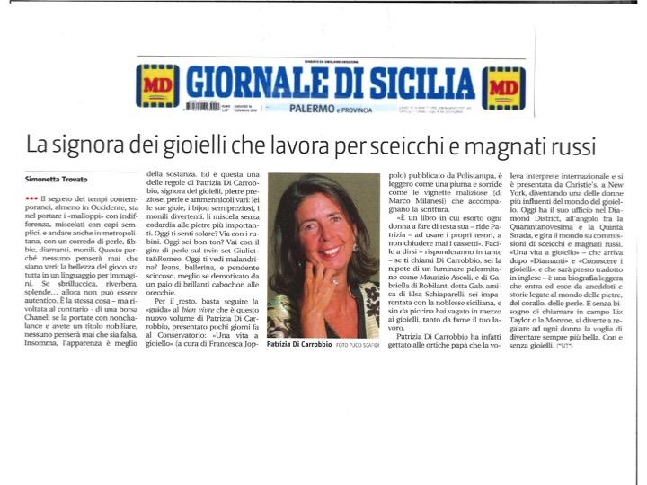 Giornale di Sicilia 1.18.18