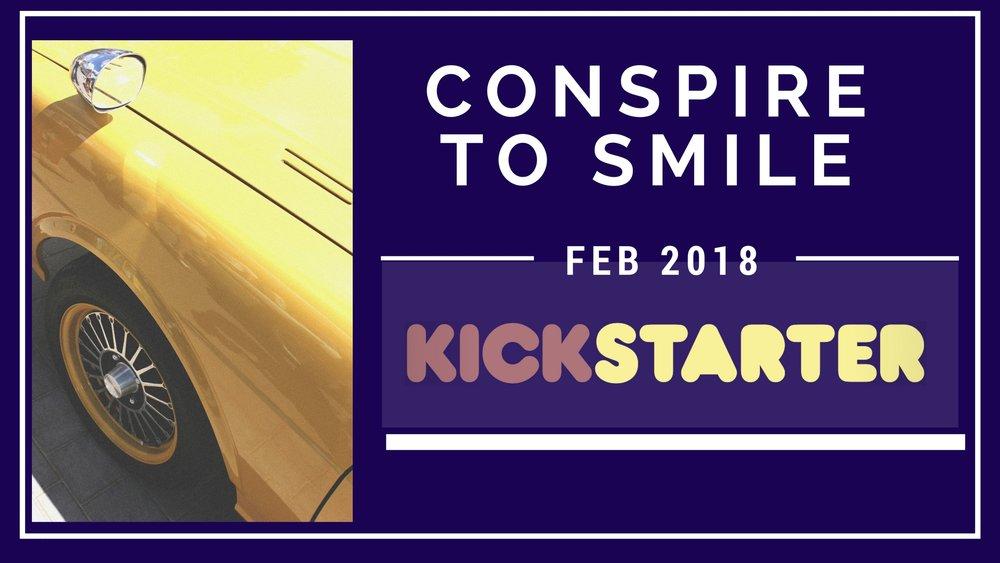ReidGenauer_ConspireToSmile_Kickstarter