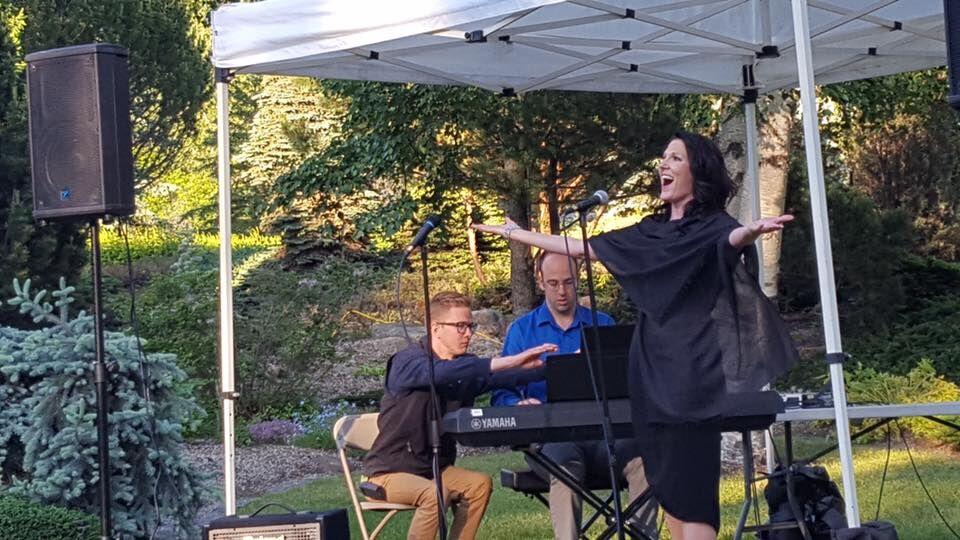 Soloist, Opera al Fresco, Edmonton Opera