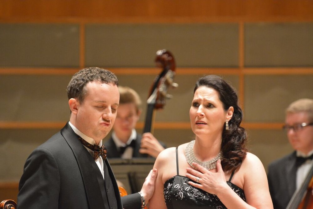 Soloist,  Viva Verdi Gala Concert , Edmonton Youth Orchestra with Baritone Bertrand Malo and Conducted by Michael Massey