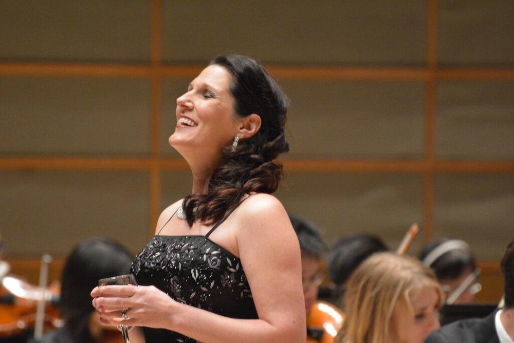 Soloist, Viva Verdi Gala Concert , Edmonton Youth Orchestra