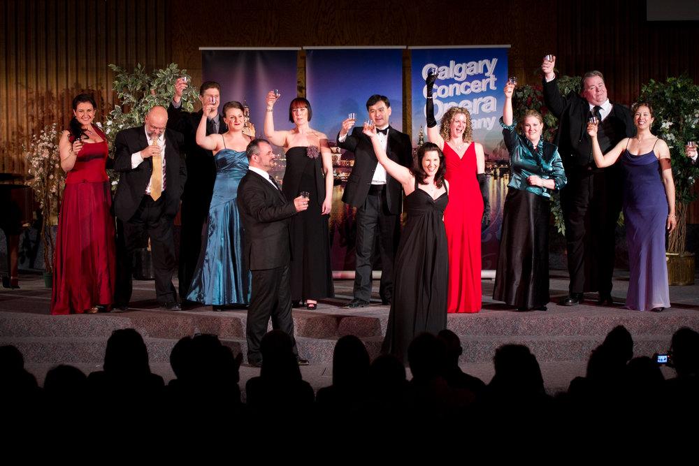 Soloist, Calgary Concert Opera Company