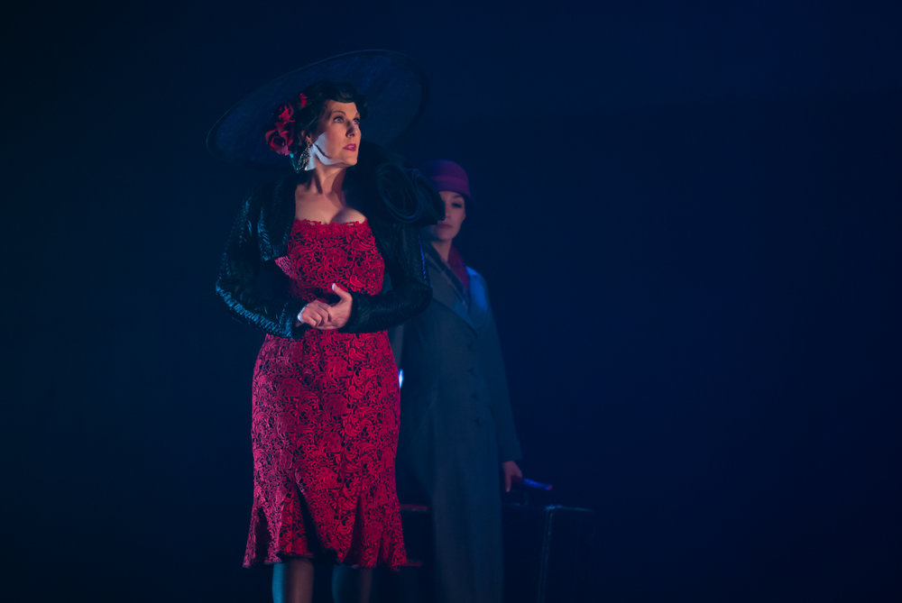 Donna Elvira, Don Giovanni, Edmonton Opera   Nanc Price Photography