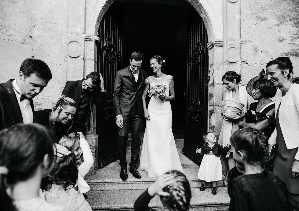 A Beautiful French wedding