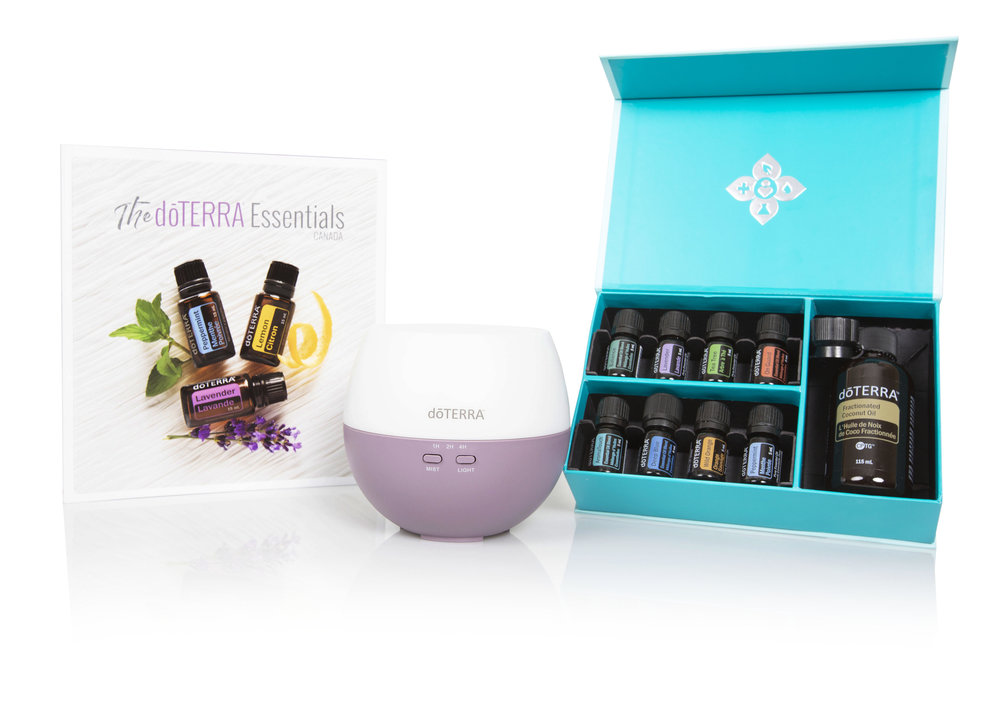 Copy of AromaTouch Diffused Collection
