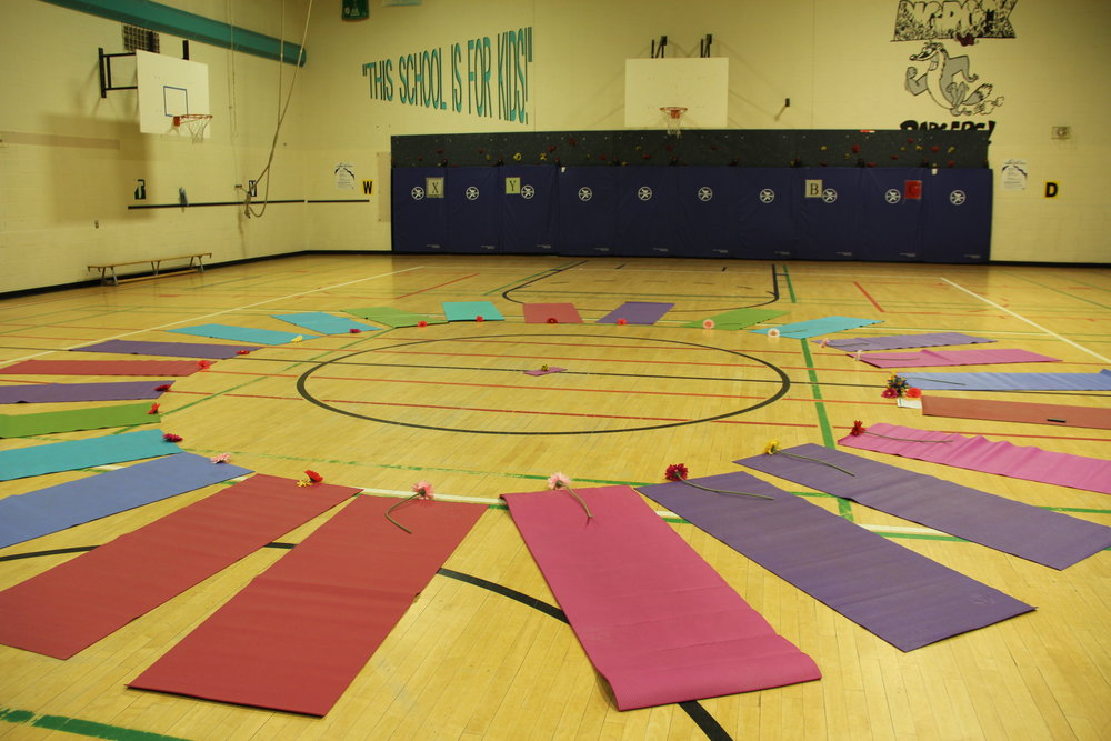 Bring Yoga to Your school! -