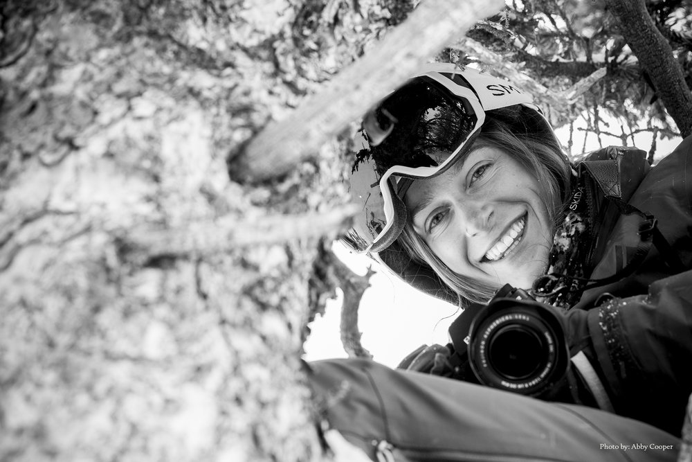 Isabelle's Perspective - Sitting down with skier and photographer Isabelle La Motte