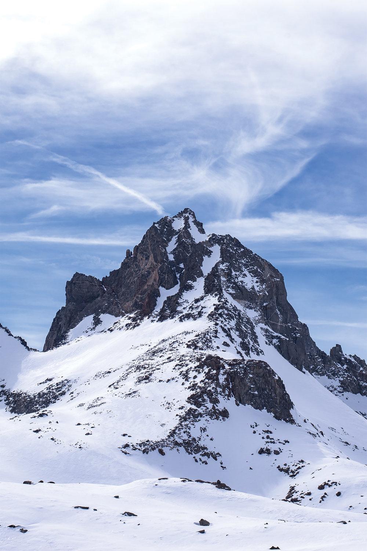 A Year in the Sierras - Written by John Davies
