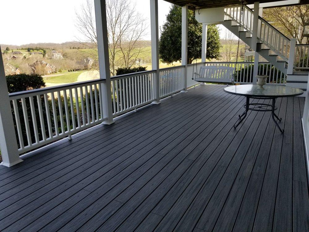 New Deck 1000 SQ. Feet
