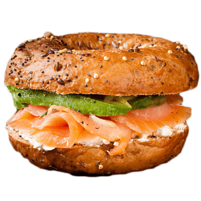 Ora King Salmon Bagels