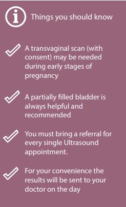Info Pregnancy