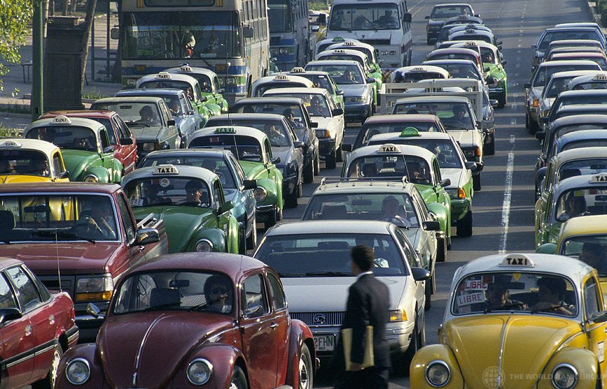 Latin America's Megacities Tackle Transportation -