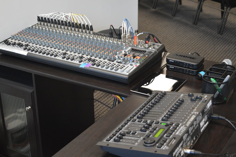 HARMONY HALL PERFORMANCE VENUE   Full Soundboard & Equipment Available Upon Request