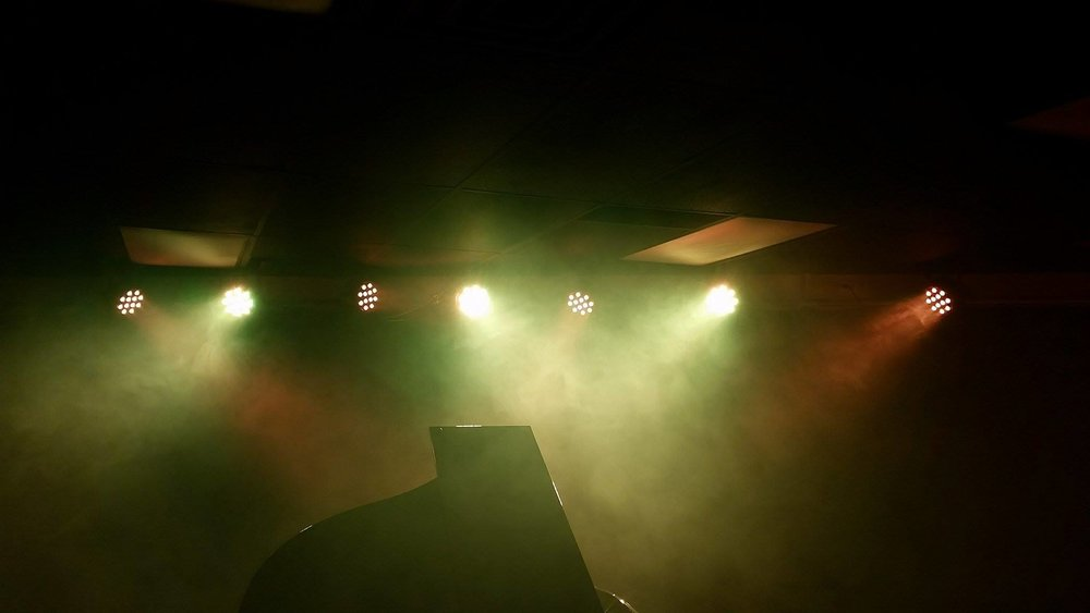 HARMONY HALL PERFORMANCE VENUE   Stage Lighting Included In Basic Pricing