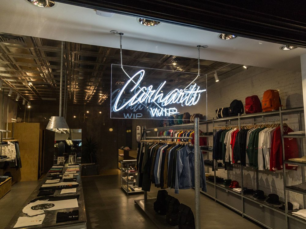 Carhartt WIP Flagship Store