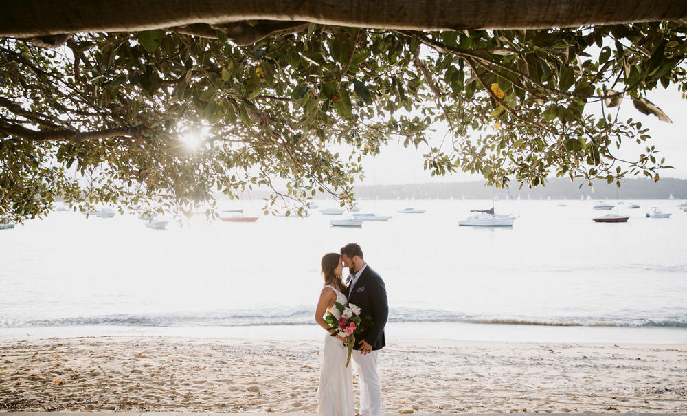Watsons Bay Wedding