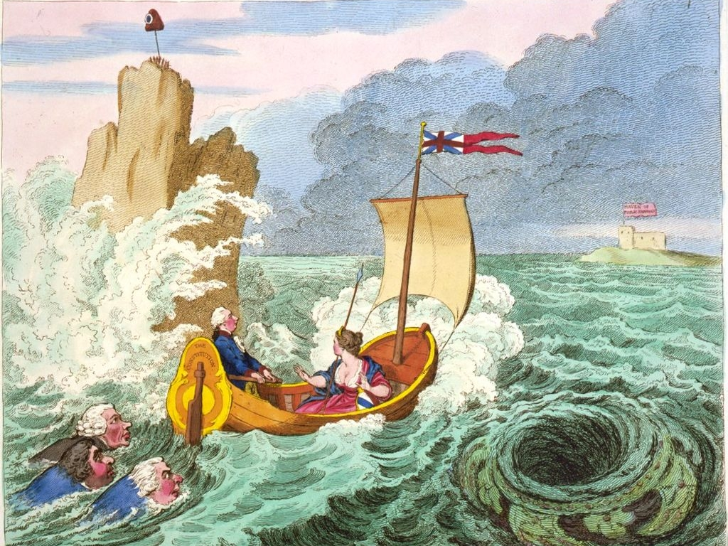 "Between Scylla and Charybdis: How trivialization and complexity are ""compressing"" representative democracy"