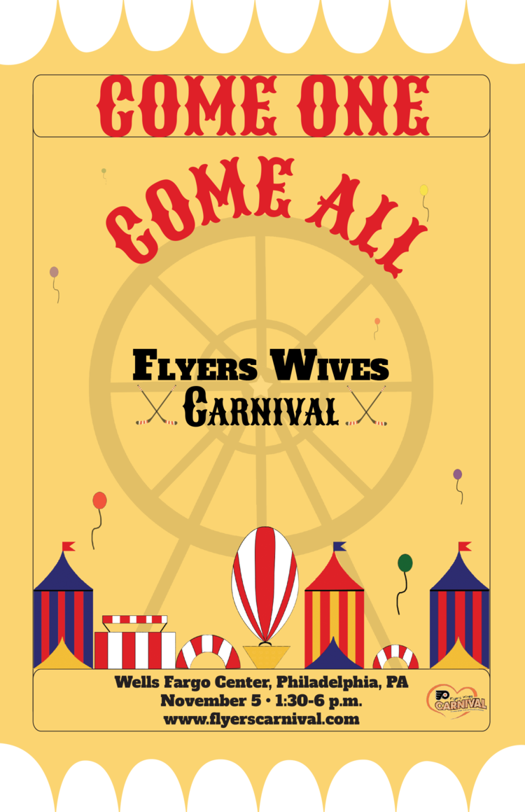 edan michener art director edan michener flyers wives carnival