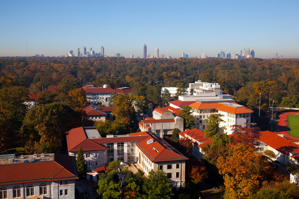 emory main campus